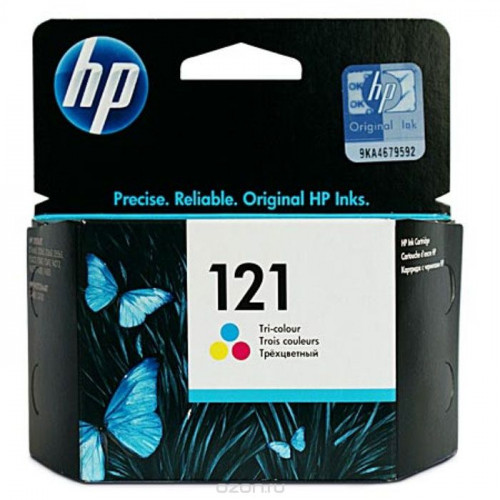 Купить оригинальный картридж HP 121