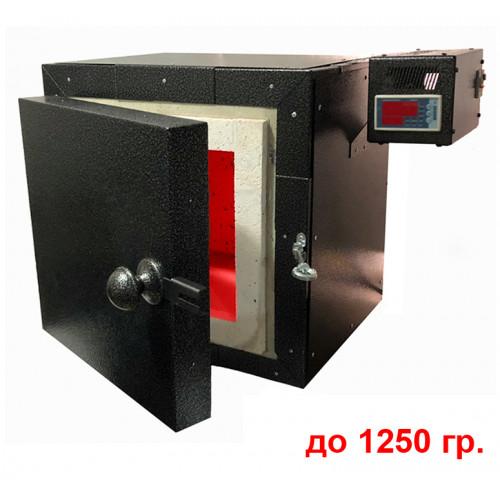 Гончарная электрическая печь до 1250 градусов